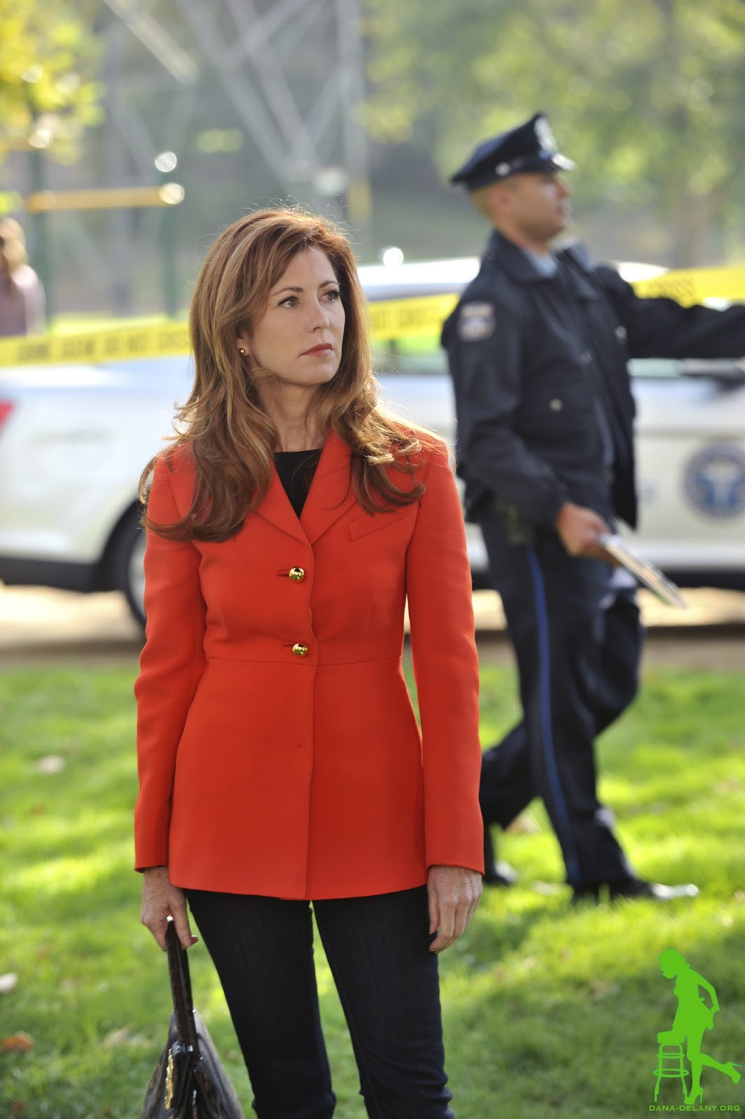 Political Style: Reel Style: Dr Megan Hunt, Body of Proof