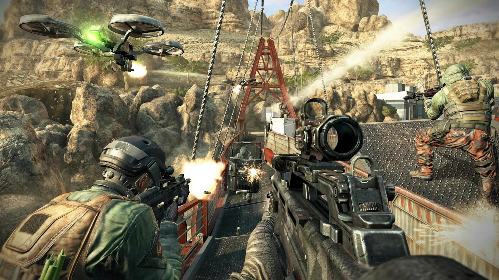 Game Perang Call Of Duty Gratis - ANDRO GEMS