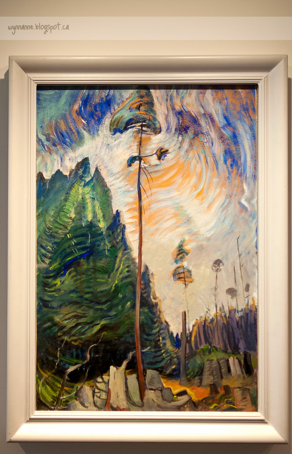Edge of the Forest, by Emily Carr