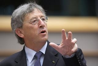 Jean-Claude Juncker Grece Eurozone