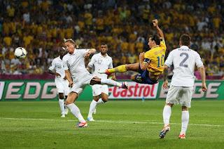 Resultado Suecia Vs Francia – Eurocopa 2012