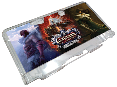 Castlevania: Lords of Shadow Mirror of Fate 3DS Case