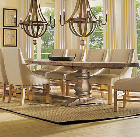 old world dining room design ideas - Dining Room Design Ideas