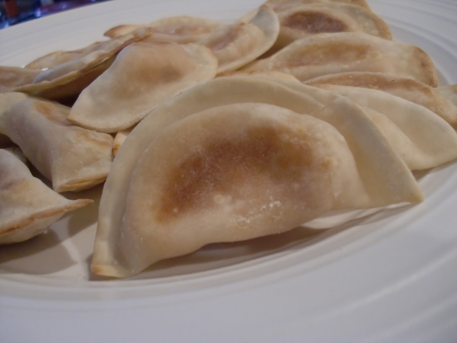 Sunday Snackday: Non-traditional Dumplings