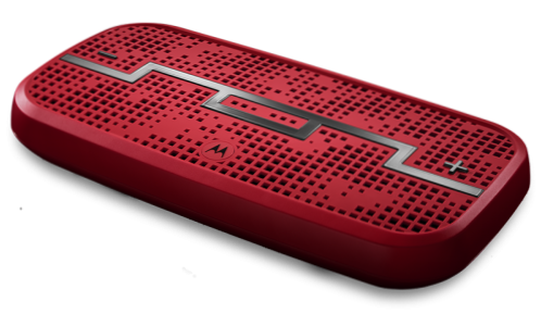 DECK in red
