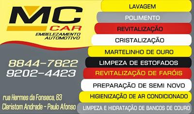 MC car