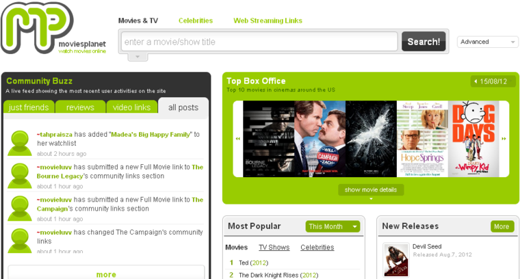 Putlocker Without Signing Up - Movieon movies - Watch
