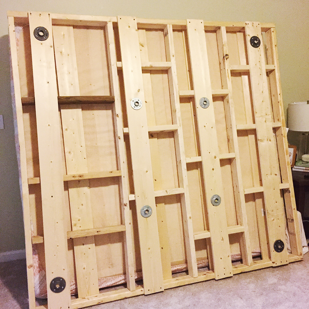 Diy Bunk Bed Frame  8 X 10 Wood Storage Shed Building A
