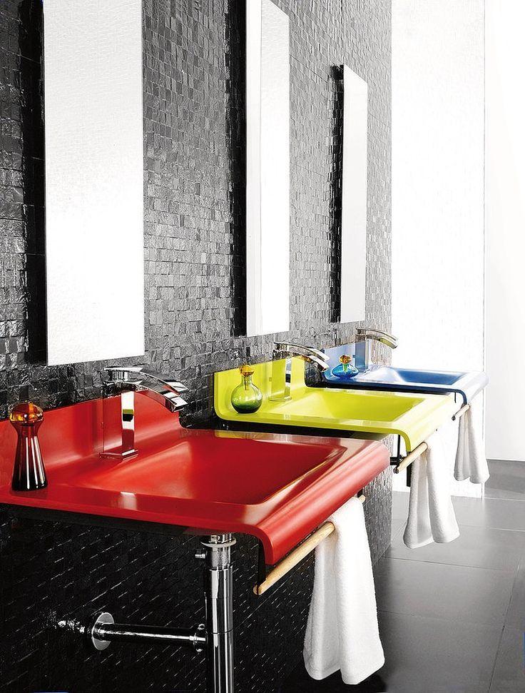 ... à Déco: Rouge, jaune et bleu : Couleurs primaires et décoration