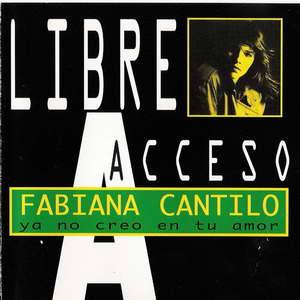 Biografia Fabiana Cantilo