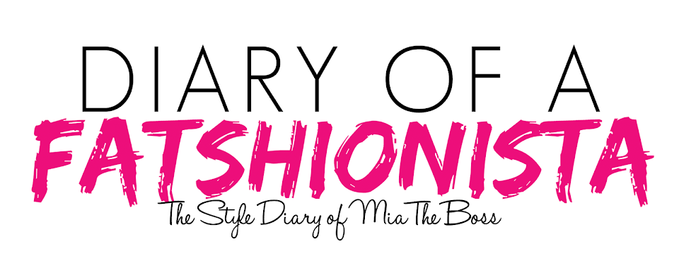 Diary of a Fatshionista.
