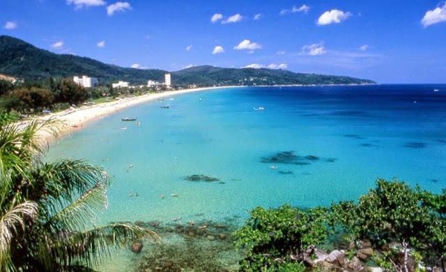 Wisata Tour Mancanegara: Phuket di Thailand