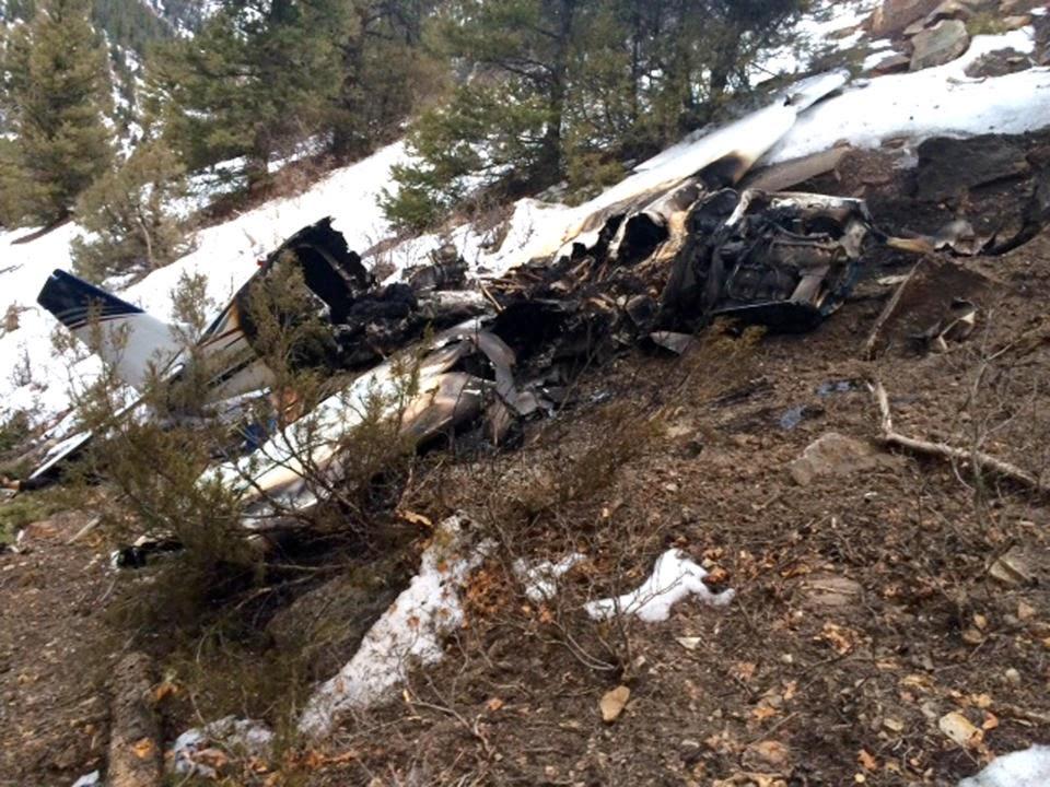 Telluride plane crash