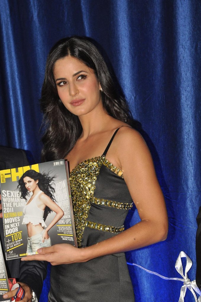 Katrina Kaif Hot Pics at FHM Event 