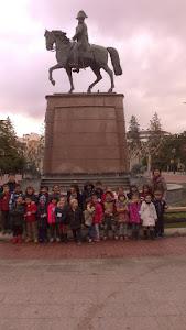 Los niños y niñas de Espartero