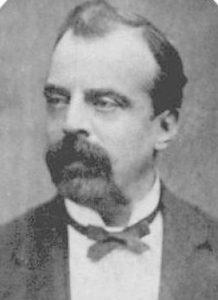 Ingeniero Emilio Rosetti (19-05-1839 Forlimpopoli / 30-01-1908, Milán)