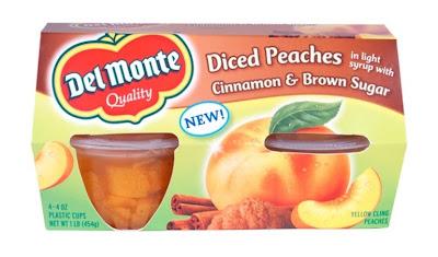 Del Monte peaches