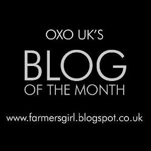 OXO UK's Blog of the Month