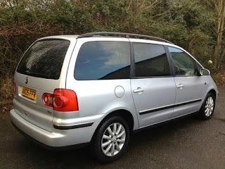 VW Sharan 1.9TDI Sport