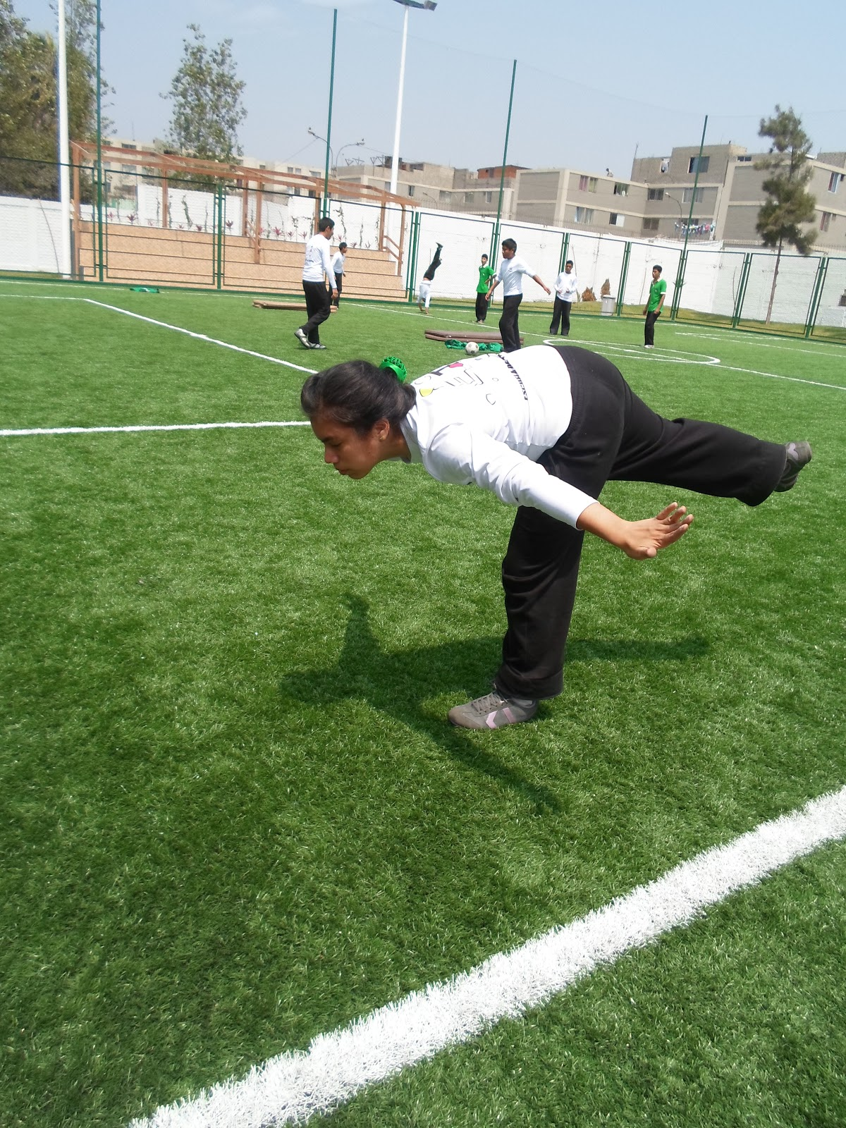 Gimnasia a mano libre drill gimnastico for Aparatos de ejercicio