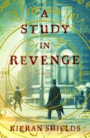 Giveaway of A Study in Revenge by Kieran Shields