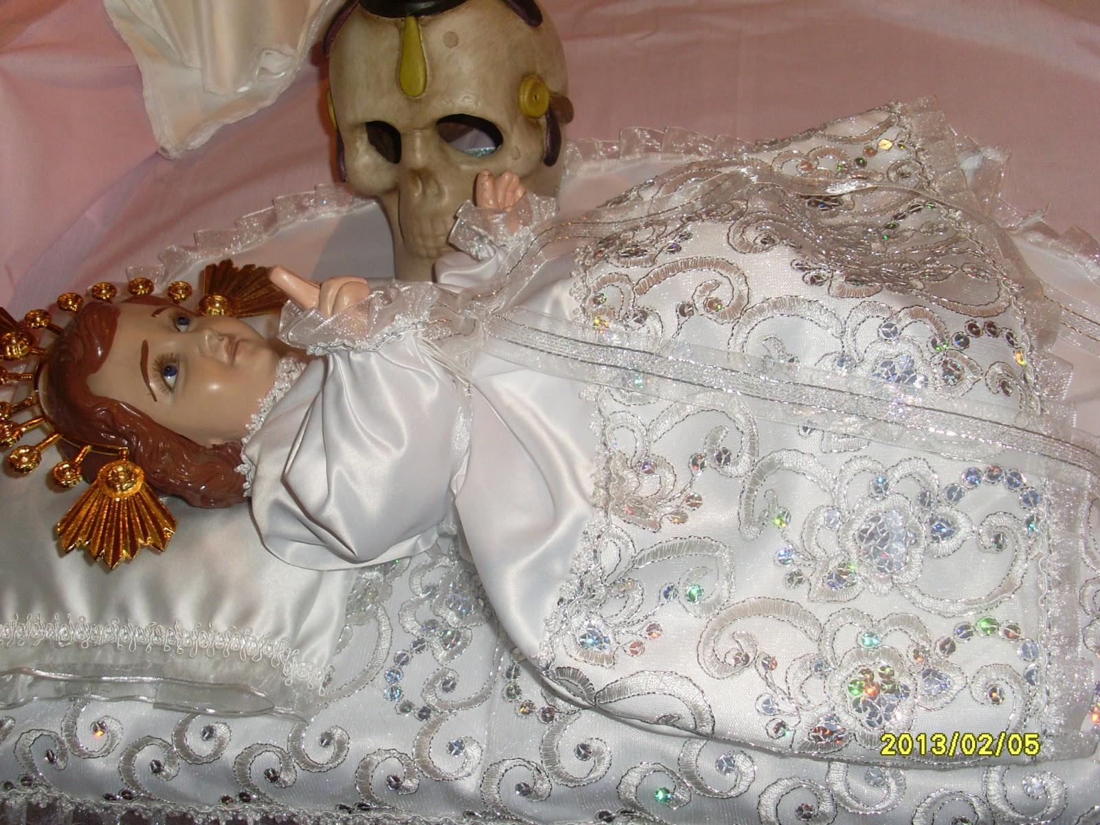 Creaciones originales para Niño Dios Sta. Matildita: Nuestra ...