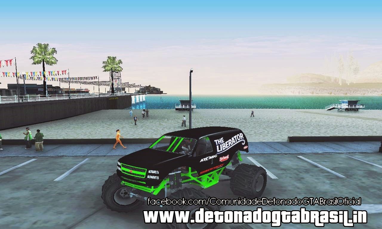 GTA SA - The Liberator Versiones Online[detonadogtabrasil.Blogspot.com]