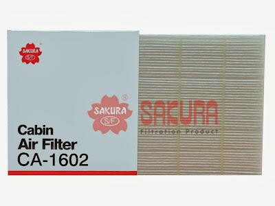 Cabin Air Filter - Filter AC Honda Civic, CRV, Civic Hatchback