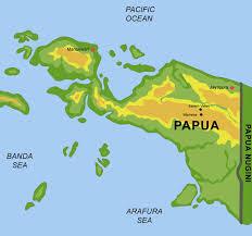 PAPUA GEMPA 6,8 SR