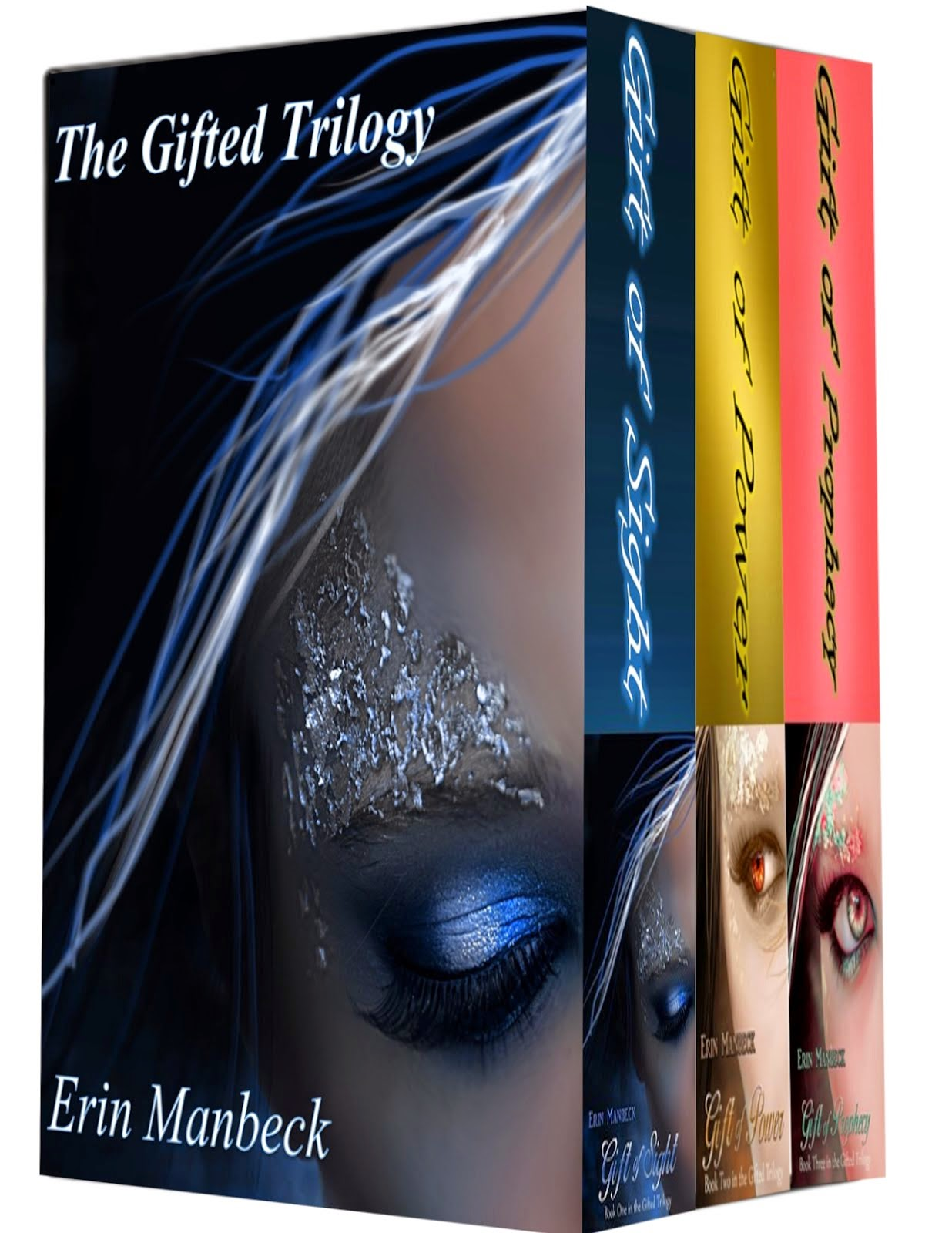 Gifted Trilogy Boxed Set