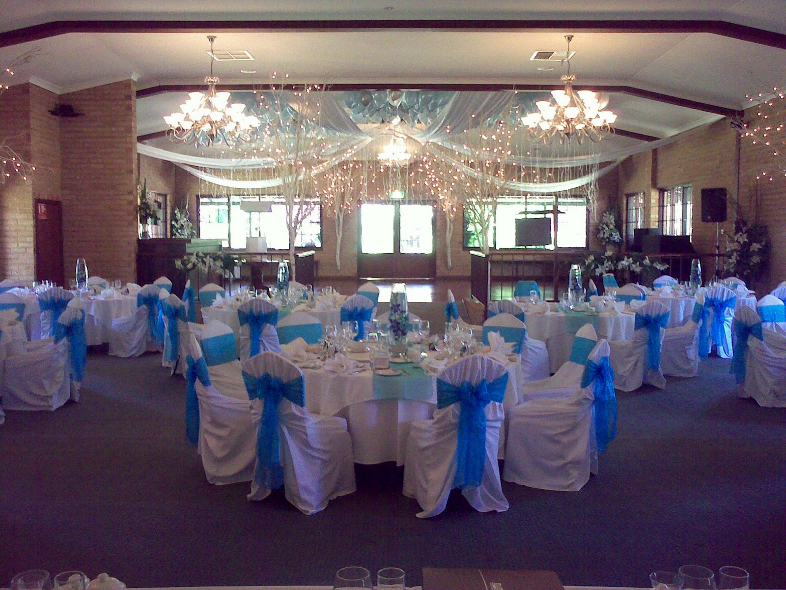 Wedding Decorators Perth Romantic Decoration