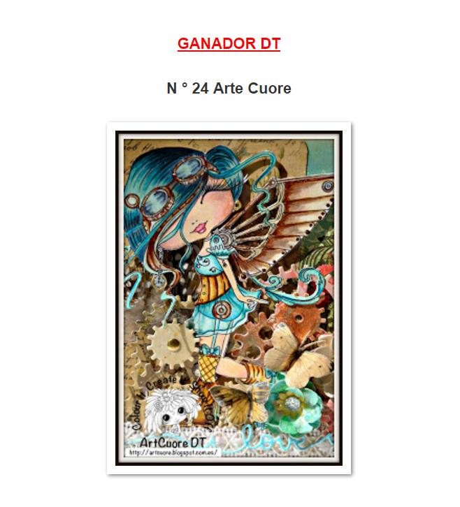 DT GANADOR