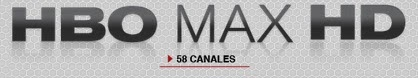 Paquete Dish HBO-MAX HD con 58 canales