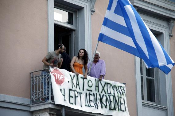 """Βαρουφάκης: """"Ούτε ο Χομεϊνί δεν θα τολμούσε κλείσιμο ΕΡΤ"""""""