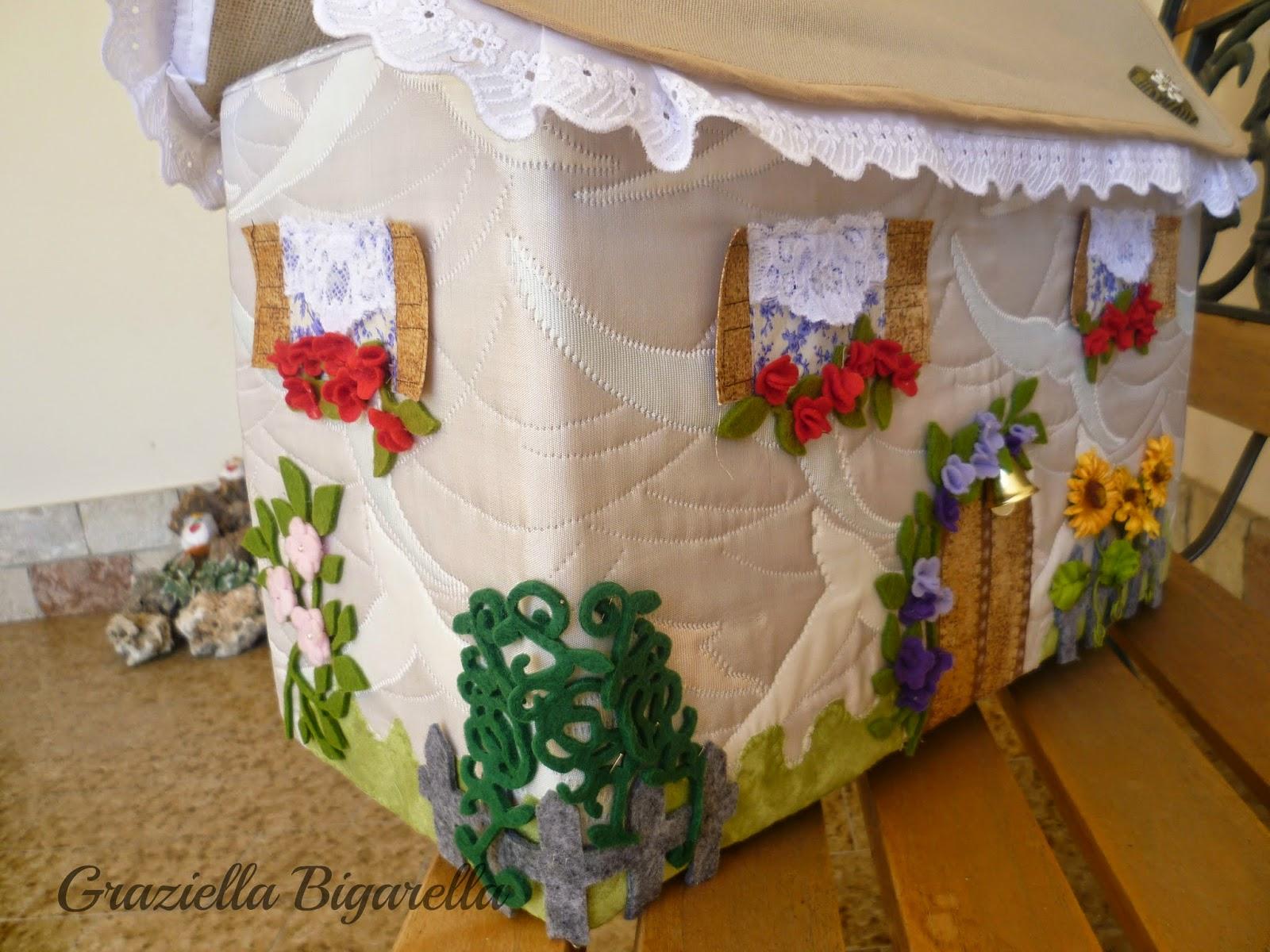 Borse Di Stoffa Da Cucire : Amo creare ii copri macchina da cucire