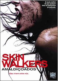 Download - Skinwalkers - Amaldiçoados - DVDRip AVI Dual Áudio