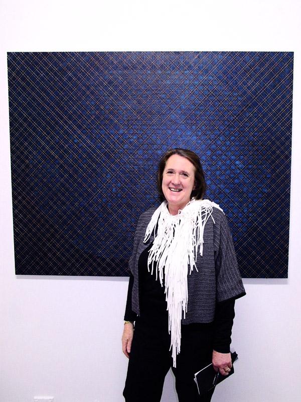 Artist Portrait, Wendy Kelly, SNO 84
