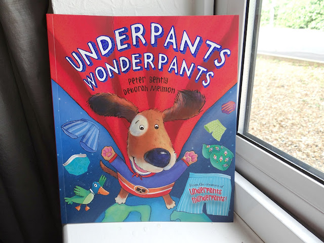 Underpants Wonderpants, Underpants Thunderpants, children book