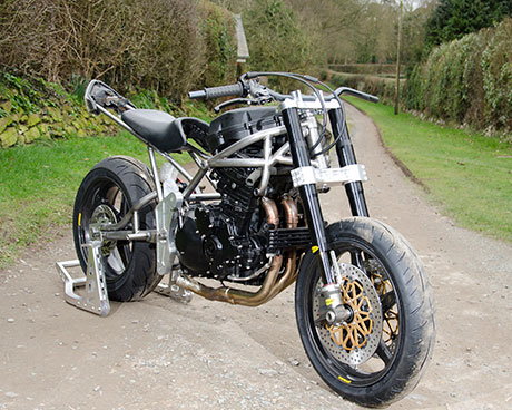 Enigma Motorcycles Uk Motorcycle Startup Firm