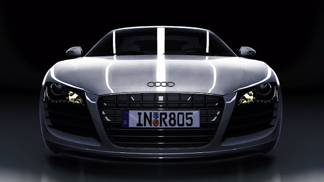 Audi Front IN R805