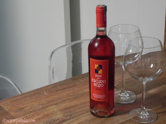 Vinho rosé - Escudo Rojo