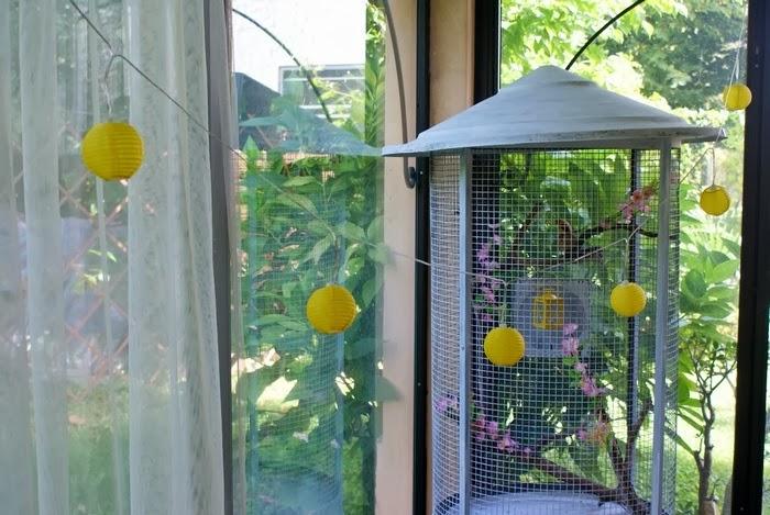 shabbychic birdcage diy home interiors