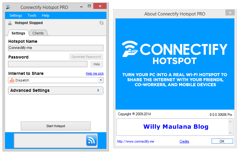 Connectify 9 Pro Full Version Terbaru