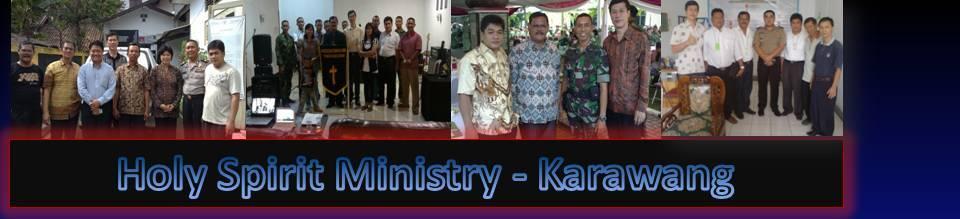 Holy Spirit Ministry