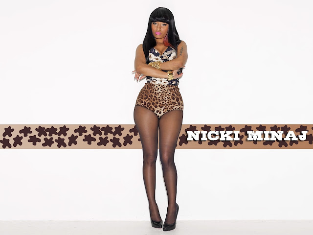 nicki minaj wallpapers 2012