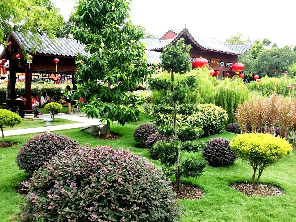Mpv Landskap Dan Nurseri Elemen Taman