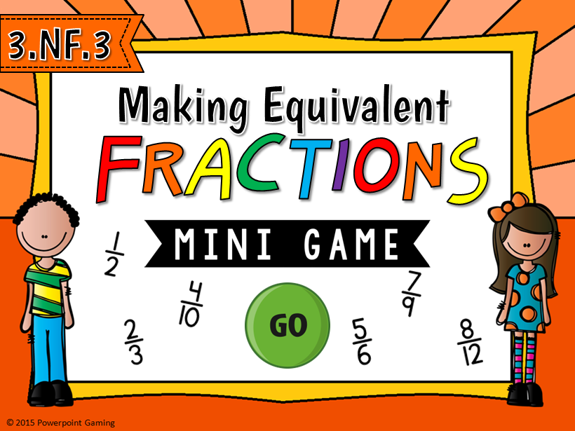 how to teach equivalent fractions 5th grade