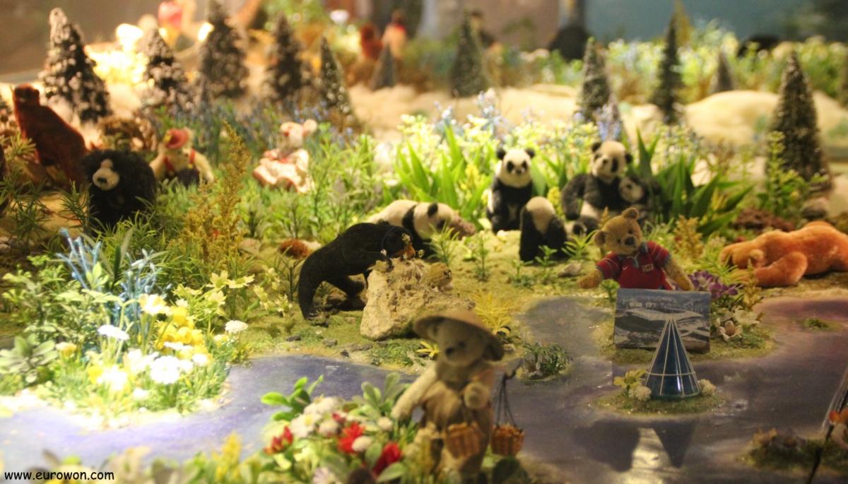 Museo de ositos de peluche en Corea del Sur