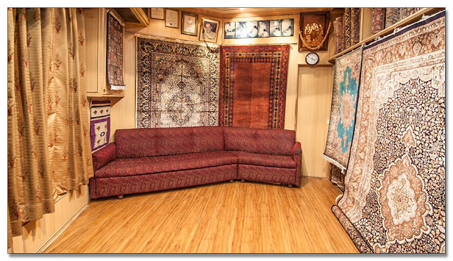 rugs and carpets showroom in Mumbai