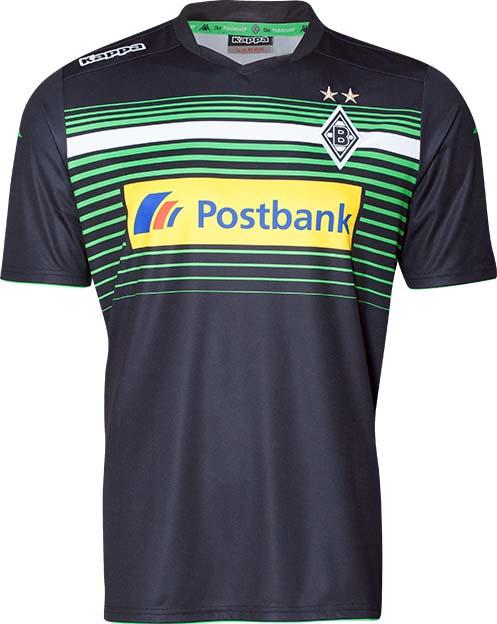 Footy News Borussia Monchengladbach 14 15 Europa League Kit Released